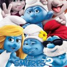 Smurfs 2 Final Original Movie Poster Double Sided 27 X40