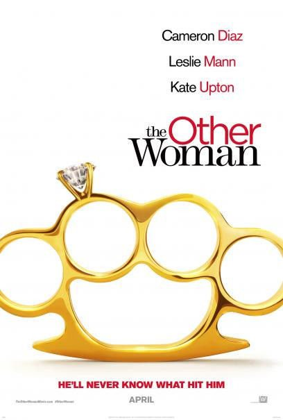 The Other Woman Original Movie Poster Double Sided 27 X40
