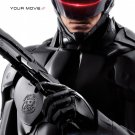 Robocop Advance Original Movie Poster Double Sided 27x40