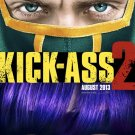 Kick-Ass 2 Advance Original Movie Poster Double Sided 27x40