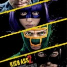 Kick-Ass 2 Regular Original Movie Poster Double Sided 27x40