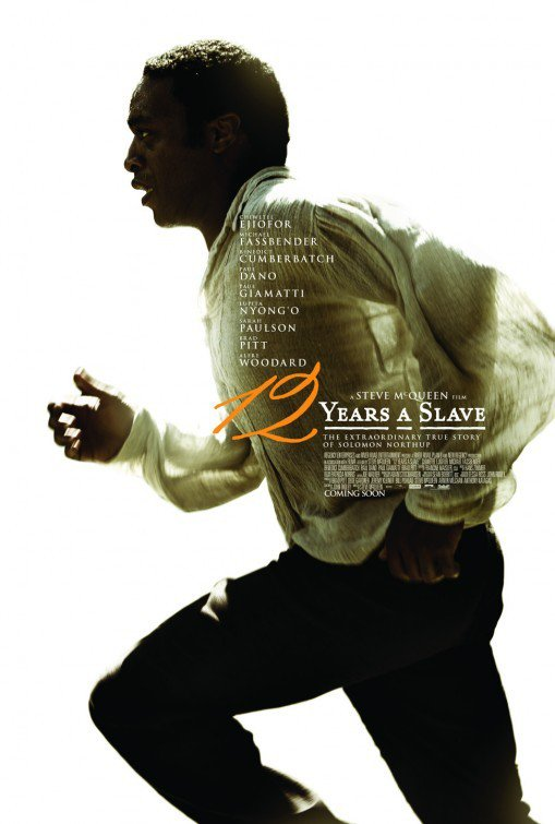 12 Years A Slave Original Movie Poster Double Sided 27 X40