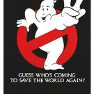 GHOSTBUSTERS II Original Movie Poster Single Sided 27 X40