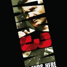 Taken 3 Advance  Original Movie Poster Double Sided 27x40