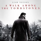 A Walk Among the Tombstones Regular Original Movie Poster Double Sided 27x40