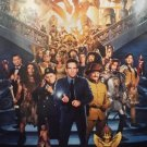 Night At The Museum : Secret Of The Tomb Advance B Original Movie Poster Double Sided 27x40