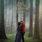 Far From The Madding Crowd Advance Original Movie Poster Double Sided 27x40