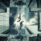 Insurgent Version A  Original Movie Poster Double Sided 27x40