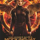 The Hunger Games: Mockingjay rEGULAR Original Movie Poster Double Sided 27x40