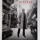 Birdman White Very rare  Original Movie Poster Double Sided 27x40