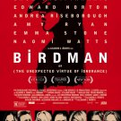 Birdman Final Original Movie Poster Double Sided 27x40