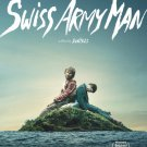 Swiss Army Man Version B Original Movie Poster Double Sided 27x40