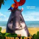 Wild Life aka Robinson Crusoe Advance C Original Movie Poster Double Sided 27x40