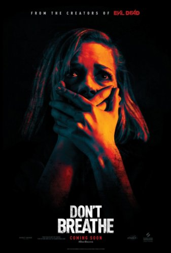 Don't Breathe Advance A Original Movie Poster Double Sided 27x40