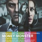 Money Monster Version A Original Movie Poster Double Sided 27x40