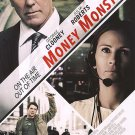 Money Monster Version C Original Movie Poster Double Sided 27x40