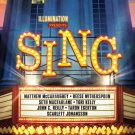 Sing Version A Original Movie Poster Double Sided 27x40
