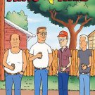 King of the Hill Tv Show Poster Style A 13x19 inches