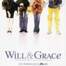 Will & Grace Tv Show Poster Style G 13x19