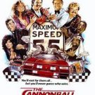 Cannonball Run  Style A  Poster 13x19 inches