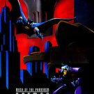 Batman mASK of the Phantasm Style B Movie Poster 13x19 inches