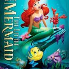 little Mermaid  Style k  Poster 13x19 inches