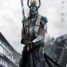 Japanese Samurai Style H TV Show Poster 13x19 inches