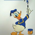 Donald Duck Original Poster 24x30 inches