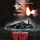 Shutter Island Double Sided Original Movie Poster 27x40 inches