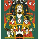 Big Lebowski Style C Movie Poster 13x19 inches