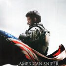 American Sniper Original Movie Poster Double Sided 27 x40