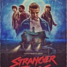 Stranger Things Style B TV Show Poster 13x19 inches