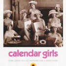 Calendar Girls Double Sided Original Movie Poster 27x40 inches