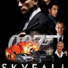 Skyfall Style b Movie Poster 13x19 inches
