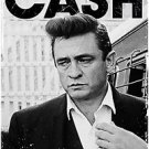Johnny Cash Style b Poster 13x19 inches