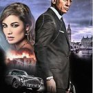 Skyfall Style C Movie Poster 13x19 inches
