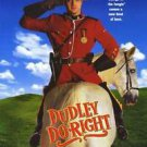 Dudly Do Right Double Sided Original Movie Poster 27x40 inches