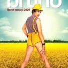 Bruno Double Sided Original Movie Poster 27x40 inches