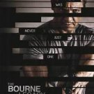 Bourne Legacy Double Sided Original Movie Poster 27x40 inches