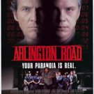 Arlington Road International  Double Sided Original Movie Poster 27x40 inches