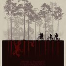 Stranger Things Style G TV Show Poster 13x19 inches