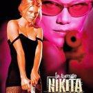 La Femme NikitaTv Show  Poster Style b 13x19 inches