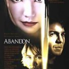 Abandon  Movie Poster Double Sided 27x40 inches