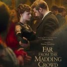 "Far From The Madding Crowd Reg Two Sided 27""x40' Movie Poster Thomas Hardy"