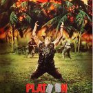 Platoon Style A Movie Poster 13x19 inches