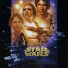 Star Wars SE Movie Poster 13x19 inches