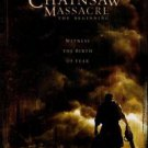 Texas Chainsaw Massacre The Beginning Two Sided  Original Movie Poster  27X40