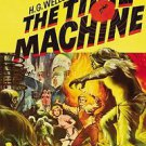 Time Machine  Style A Poster 13x19 inches