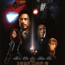 """Iron Man 2 Final Two Sided 27""""x40' inches Orig Movie Poster Marvel"""