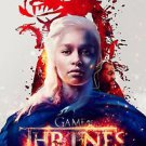 Games of the Thrones C Tv Show Poster 13x19 inches